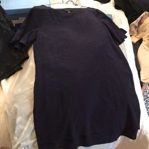 NWT XS Plum Eileen Fisher tunic dress/shirt